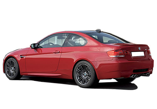 BMW M3 Cross Side View Exterior Picture