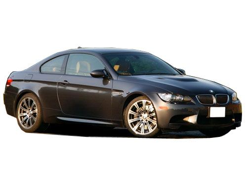 BMW M3 Front Side View Exterior Picture