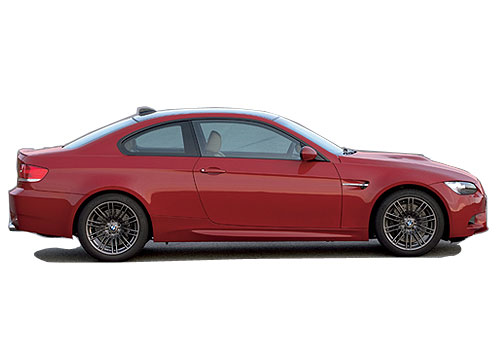 BMW M3 Side Medium View Exterior Picture