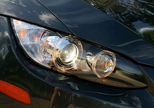 BMW M3 Headlight Exterior Picture
