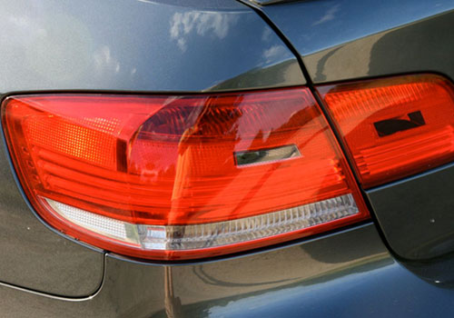BMW M3 Tail Light Exterior Picture