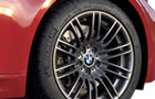 BMW M3 Wheel and Tyre Pictures