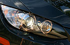 BMW M3 Headlight Pictures