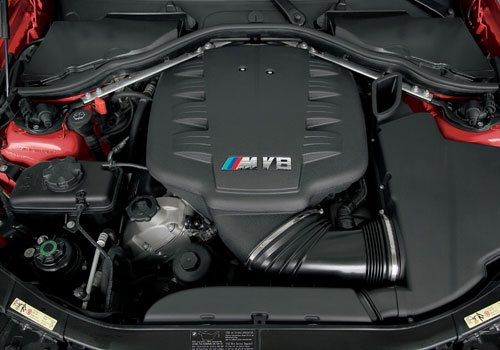 BMW M3 Engine Picture
