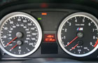 BMW M3 Tachometer Picture