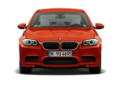 BMW M5 Front View Exterior Picture