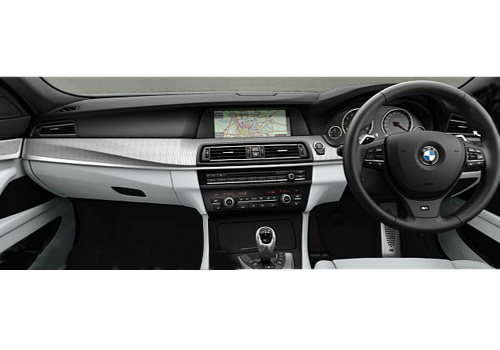 BMW M5 Dashboard Interior Picture
