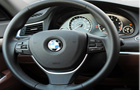 BMW M5 Steering Wheel Picture