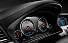 BMW M5 Tachometer Picture