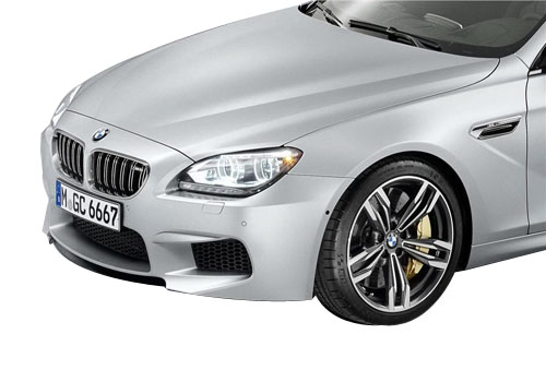 BMW M6 Front Angle Low Wide Exterior Picture