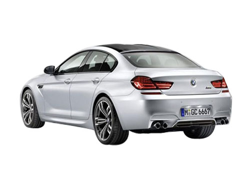 BMW M6 Cross Side View Exterior Picture