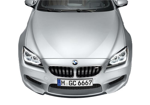 BMW M6 Front Angle Side View Exterior Picture