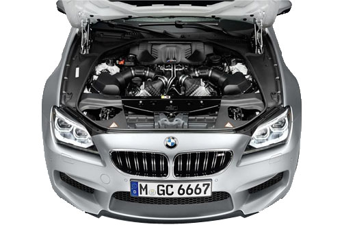 BMW M6 Headlight Exterior Picture