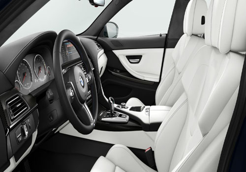 BMW M6 Front Seats Interior Picture