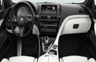 BMW M6 Dashboard Picture