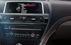 BMW M6 Rear AC Control Picture