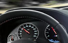 BMW M6 Tachometer Picture