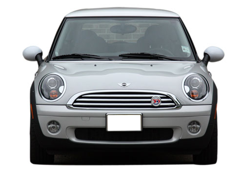 BMW Mini Cooper Front View Picture