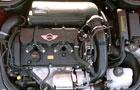 BMW Mini Cooper Engine Picture