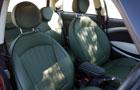 BMW Mini Cooper Front Seats Picture