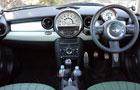 BMW Mini Cooper Dashboard Picture
