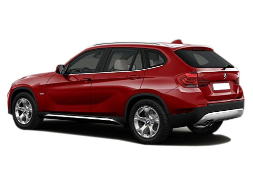 BMW X1 Cross Side View Exterior Picture