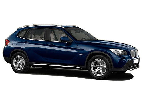BMW X1 Front Side View Exterior Picture