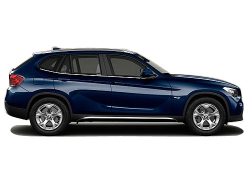 BMW X1 Side Medium View Exterior Picture
