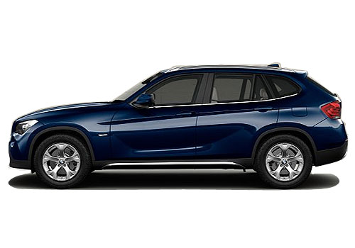 BMW X1 Front Angle Side View Exterior Picture