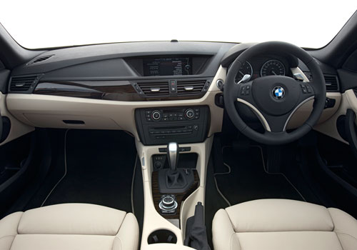 BMW X1 Dashboard Interior Picture