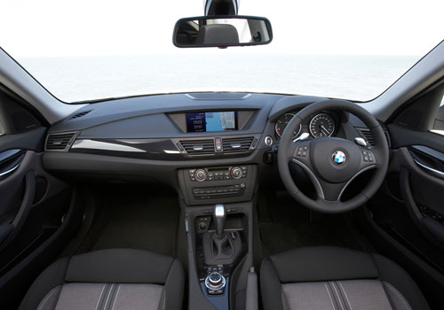 BMW X1 Courtsey Lamps Interior Picture