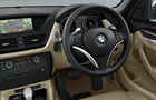 BMW X1 Steering Wheel Picture