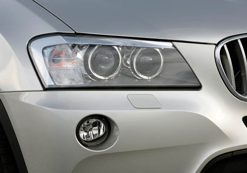 BMW X3 Headlight Exterior Picture