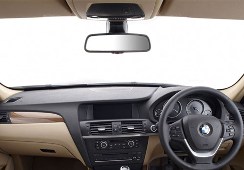 BMW X3 Courtsey Lamps Interior Picture