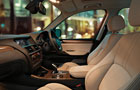 BMW X3 Front Seats Picture