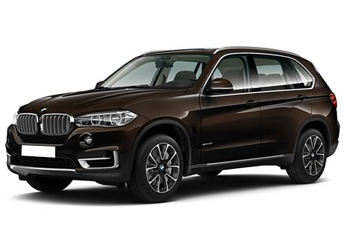 BMW X5 Front View Picture