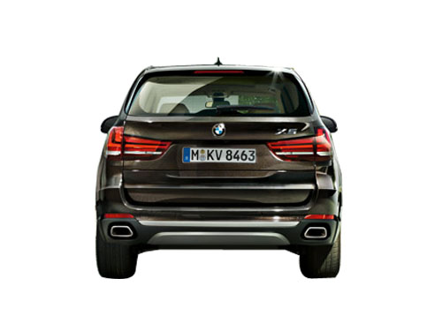 BMW X5 Rear View Exterior Picture