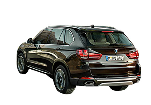 BMW X5 Front Side View Exterior Picture