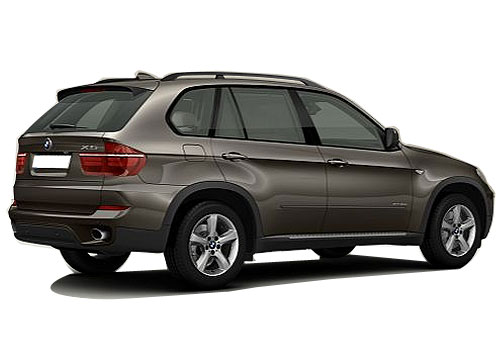 BMW X5 Cross Side View Exterior Picture