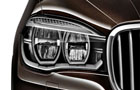 BMW X5 Headlight Picture