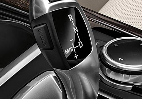 BMW X5 Gear Knob Interior Picture