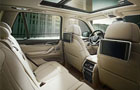 BMW X5 Rear Seats Picture