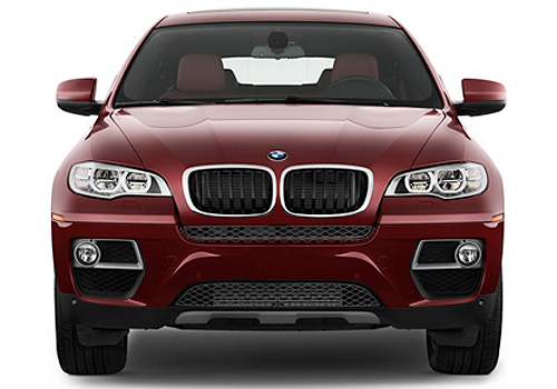 BMW X6 Front View PIcture