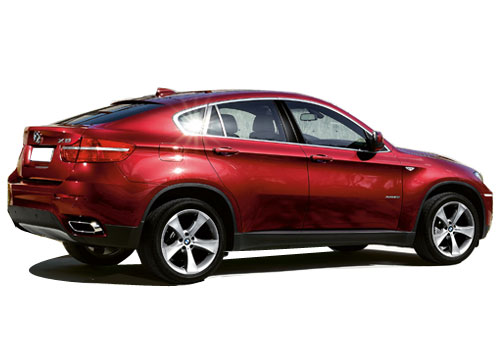 BMW X6 Cross Side View Exterior Picture