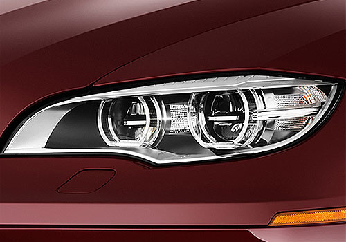 BMW X6 Headlight Exterior Picture