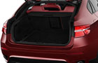 BMW X6 Boot Open Picture