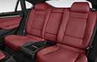 BMW X6 Rear Seats Picture