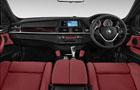 BMW X6 Dashboard Picture
