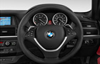BMW X6 Steering Wheel Picture