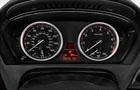 BMW X6 Tachometer Picture